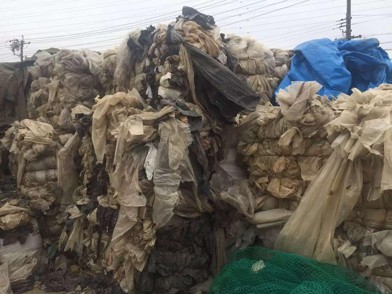 Agricultural Film Recycling