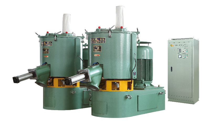 SHR Series 5-2000L High Speed Heating Mixer